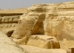 hindquarters of the Sphinx at Giza (not a view you often see!)