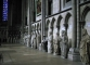 in the great, austere cathedral at Rouen, Richard Lionheart's heart is entombed